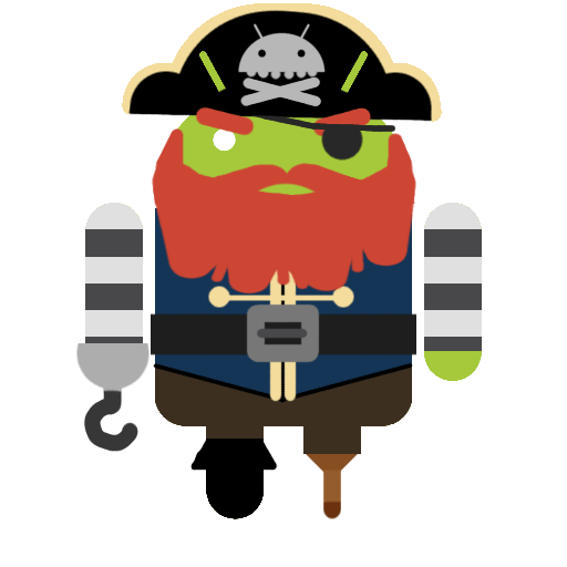 android-pirata
